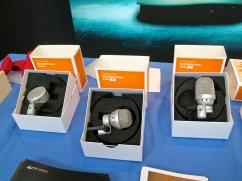 Fuzz 2016 – Ehrlund Microphones