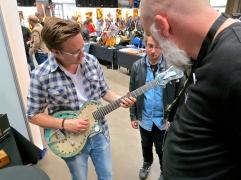 Fuzz 2016 – Fridget Custom Guitars