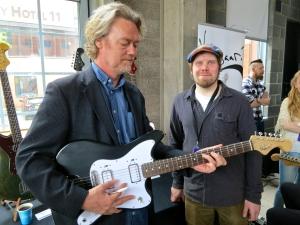 Fuzz 2016 – Olli Viitasaari + Tommy Sahlin