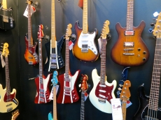 Fuzz 2016 – Sandberg Guitars