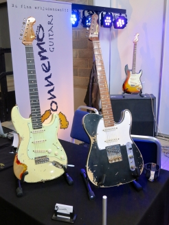 Fuzz 2016 – Sonnemo Guitars