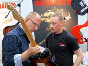 Fuzz 2016 – Tokai Guitars Nordic 1