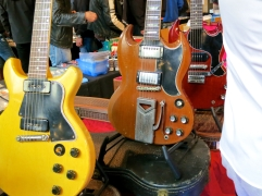 Fuzz 2016 – vintage Gibsons