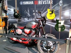 Fuzz 2016 – Yamaha