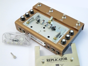 T-Rex Replicator – under the hood