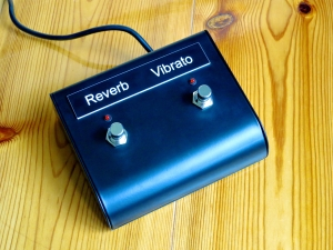 Bluetone Black Prince Reverb – footswitch
