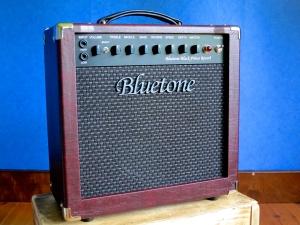 Bluetone Black Prince Reverb – front view 1