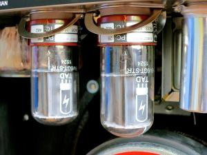Bluetone Black Prince Reverb – power valves