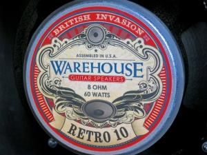Bluetone Black Prince Reverb – Warehouse Retro 10 speaker