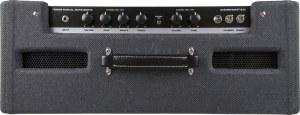Fender Bassbreaker 18/30 control panel