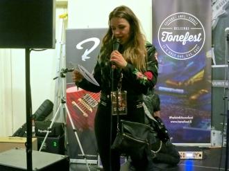 Tonefest – Erja Lyytinen