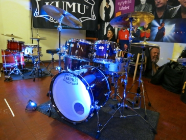Tonefest – Kumu Drums