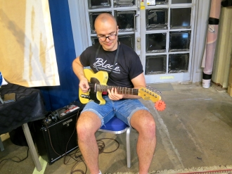 Blade Guitars