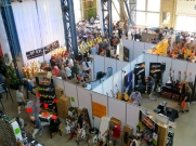 Fuzz Guitar Show 2018 – view from the top 1