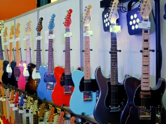 G&L Guitars
