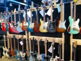 Guitars at Malmö Musik Affär (SWE)
