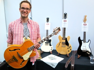 Maybach + Stromberg Guitars (DE)