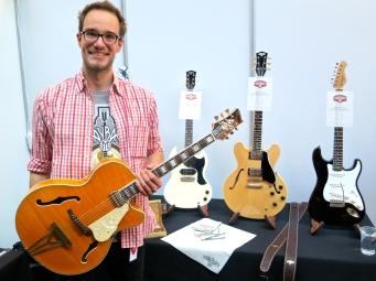 Maybach + Stromberg Guitars (DE)