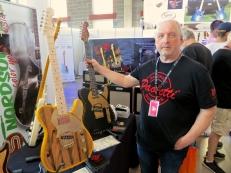 Paoletti Guitars + Rune Pettersson at Nordsound (FIN)