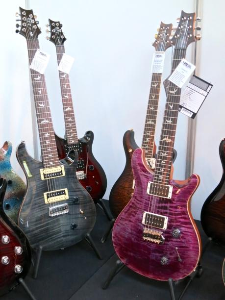 PRS Guitars at EM Nordic