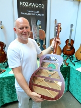 Rozawood Guitars – exhibition special