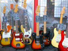 Vintage Fenders