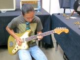 Visitor at Viitasaari Guitars (FIN) 2