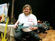 Tonefest 2019 – Jouko Harjunpää Harjunpää Bass