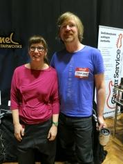 Tonefest 2019 – Kora Jünger + Frank Deimel – Deimel Guitarworks