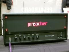 Tonefest 2019 – Preacher Amps