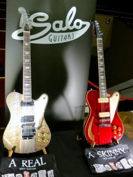 Tonefest 2019 – Salo Guitars