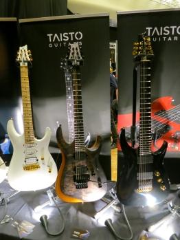 Tonefest 2019 – Taisto Guitars II