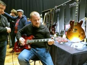 Tonefest 2019 – Taisto Guitars