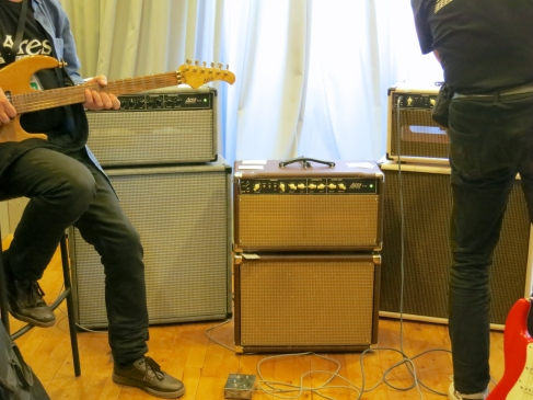 Ares Amps – Fuzz 2019