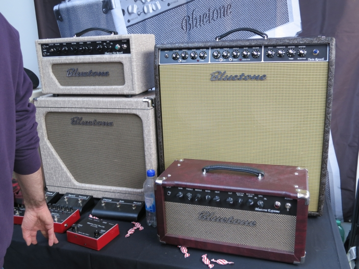 Bluetone Custom Amplifiers – Fuzz 2019