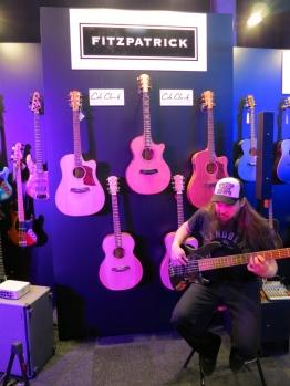Cole Clark Guitars – Fuzz 2019