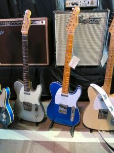 Fred Ash Guitars – Fuzz 2019
