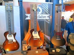 Gamble Guitars 2 – Fuzz 2019