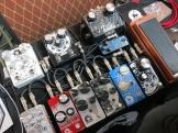Greuter Audio pedalboard – Fuzz 2019