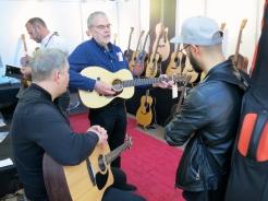 Martin Guitars visitors – Fuzz 2019