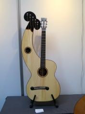 New harp guitar – Fuzz 2019