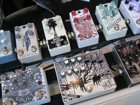 Old Blood Noise Endeavors – Fuzz 2019
