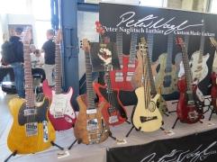 Peter Naglitsch Guitars – Fuzz 2019