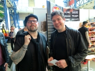 Petri Matero + Davide Floreno Tonefest Helsinki – Fuzz 2019