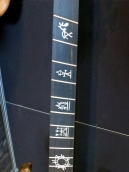 Raato Guitars inlays – Fuzz 2019