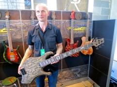 Raato Guitars Mika Ruotsalainen – Fuzz 2019
