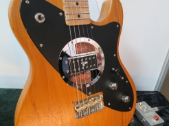 Ruokangas Guitars Mojo with Valvebucker – Fuzz 2019
