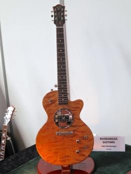Ruokangas Guitars Valvebucker-pickup – Fuzz 2019