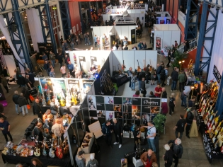 View from the Top – Fuzz 2019
