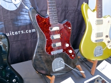 Viitasaari Guitars detail – Fuzz 2019